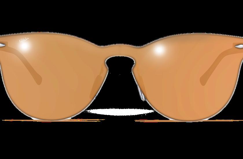 Lunettes de soleil femme COSMOS2 orange - danio.store.product.image_view_face