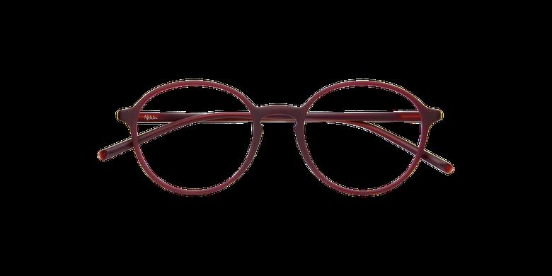 Óculos graduados homem LIGHT TONIC vermelho