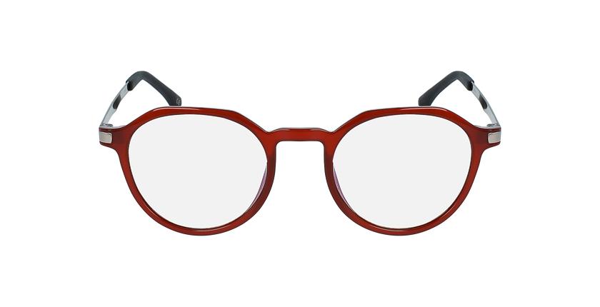Óculos graduados senhora MAGIC 39 BLUEBLOCK - BLOQUEIO LUZ AZUL vermelho - Vista de frente