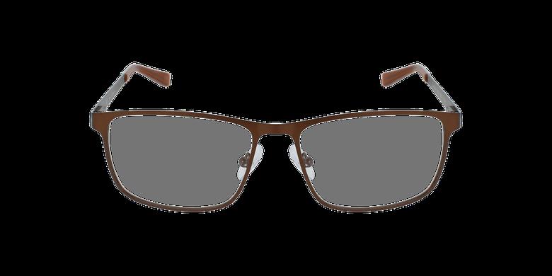 Óculos graduados homem Germain br (Tchin-Tchin +1€) castanho