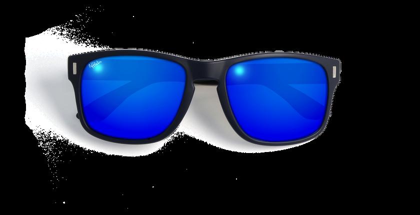 Gafas de sol hombre DYLAN POLARIZED azul - vista de frente