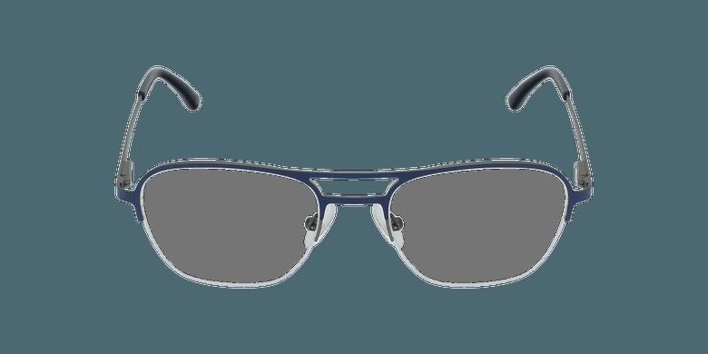 Lunettes de vue homme SAMY bleu/gris
