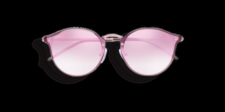 Gafas de sol mujer FRESH1 plateado