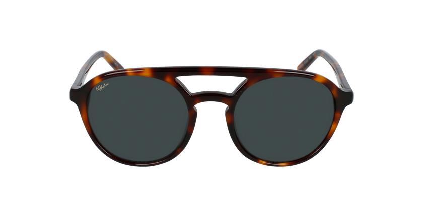 Óculos de sol gaya to tartaruga  - Vista de frente