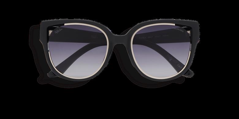 Óculos de sol senhora MAHEA POLARIZED preto/prateado