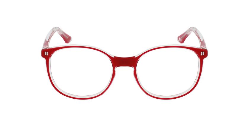 Óculos graduados criança REFORM TEENAGER (J5 PK) rosa - Vista de frente