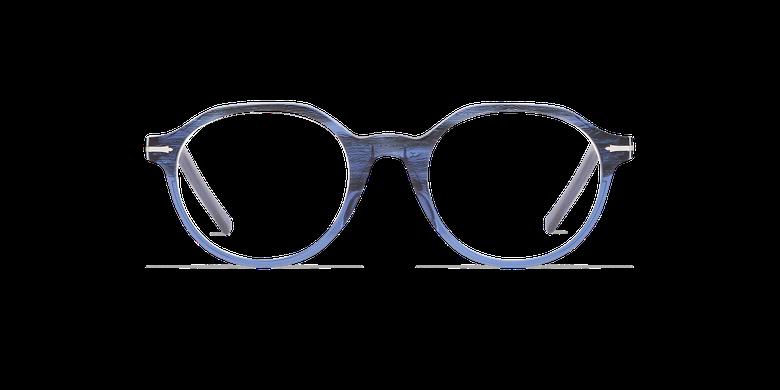 Lunettes de vue homme MOREZ bleu