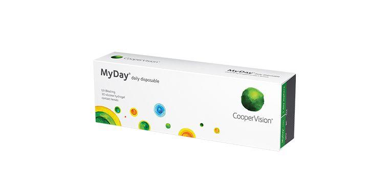 Lentes de contacto MyDay 30L