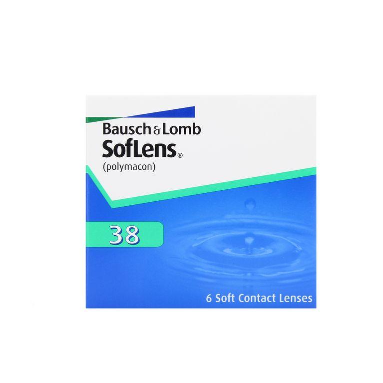Lentes de contacto SofLens 38 6L