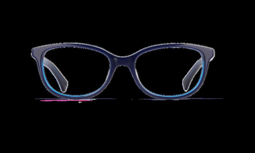 Lunettes de vue femme CALVIN KLEIN JEANS bleu