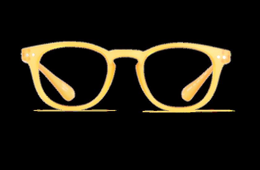 Gafas graduadas BLUE BLOCK UNISEX amarillo - danio.store.product.image_view_face