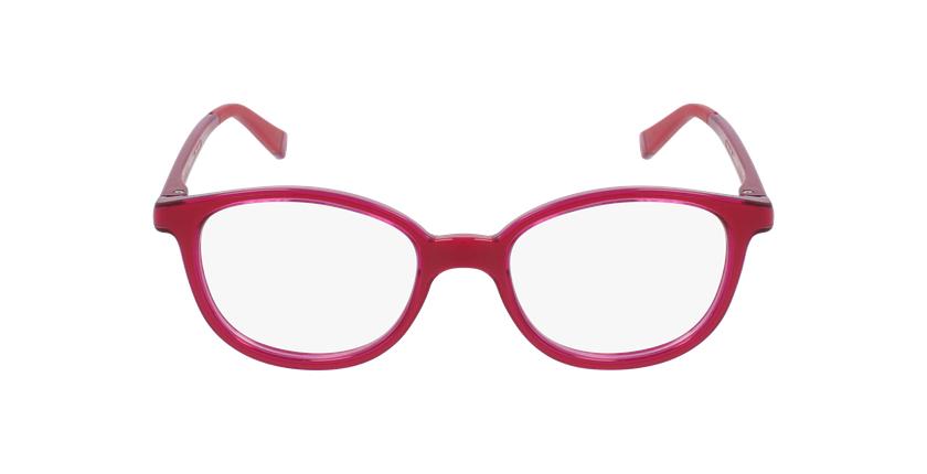 Lunettes de vue enfant RFOM1 rose/rose - Vue de face