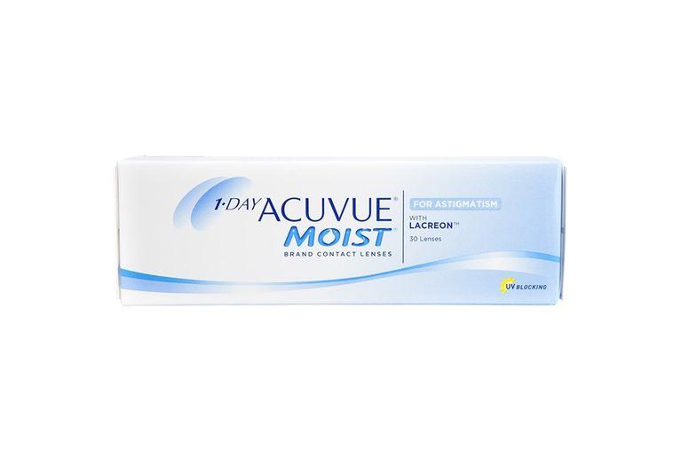 Lentilles de contact 1 Day Acuvue® Moist® for Astigmatism 30L