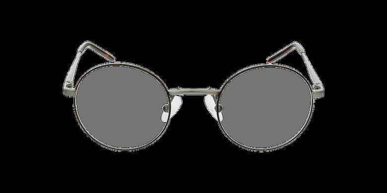 Óculos graduados homem SVEN TOGU (TCHIN-TCHIN +1€) tartaruga /prateado