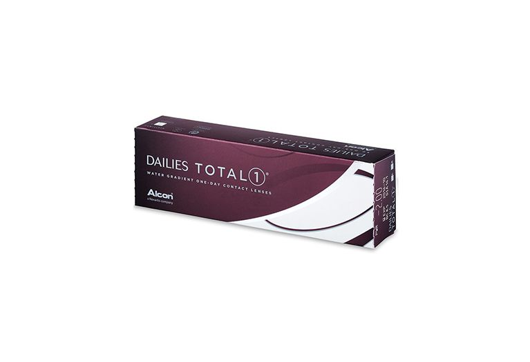 Lentes de contacto Dailies Total 1 30L