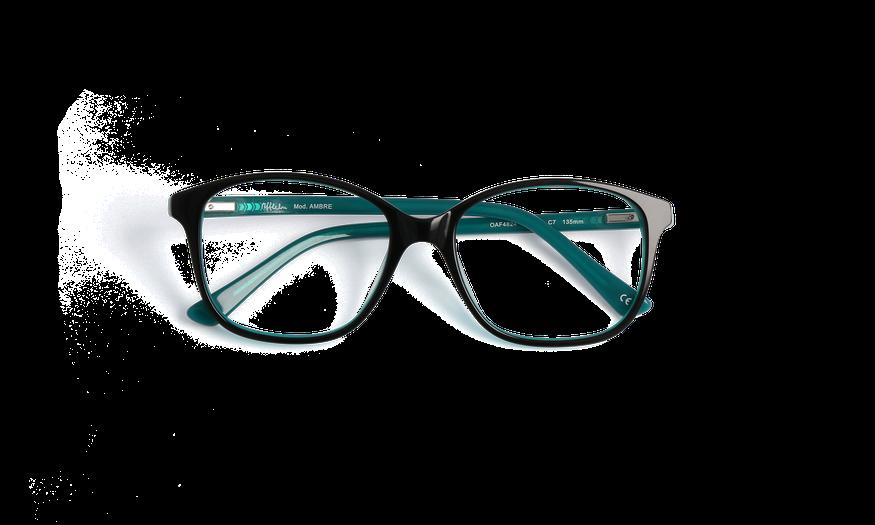 Lunettes de vue femme AMBRE bleu