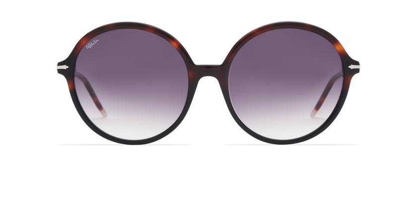 Óculos de sol senhora KENDAL TOBK tartaruga /preto - Vista de frente