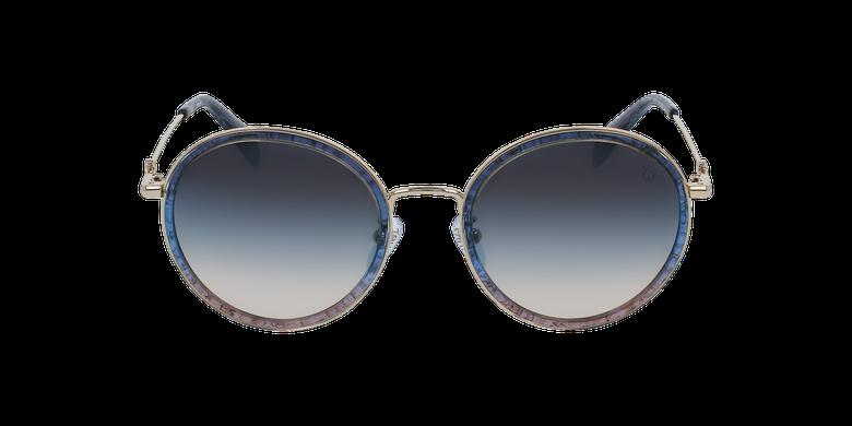 Gafas de sol mujer STO371 dorado/rosa