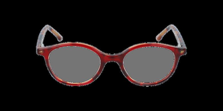 Óculos graduados criança DANCE_MINIMOS vermelho/tartaruga