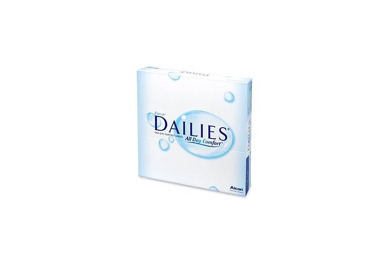 Lentilles de contact Dailies All Day Comfort 90L