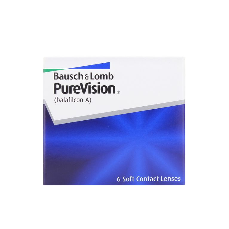 Lentes de contacto PureVision