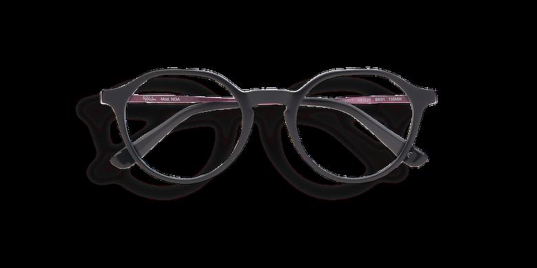 Óculos graduados senhora NOA preto /rosa preto