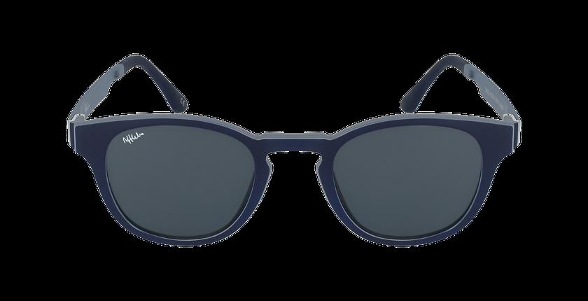 Lunettes de vue homme MAGIC 03 bleu/gris - Vue de face