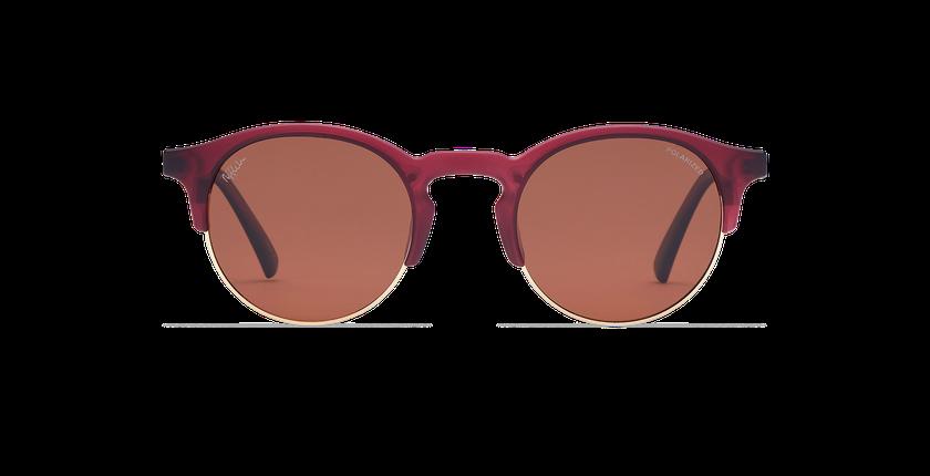 Gafas de sol mujer LATINA POLARIZED rojo - vista de frente