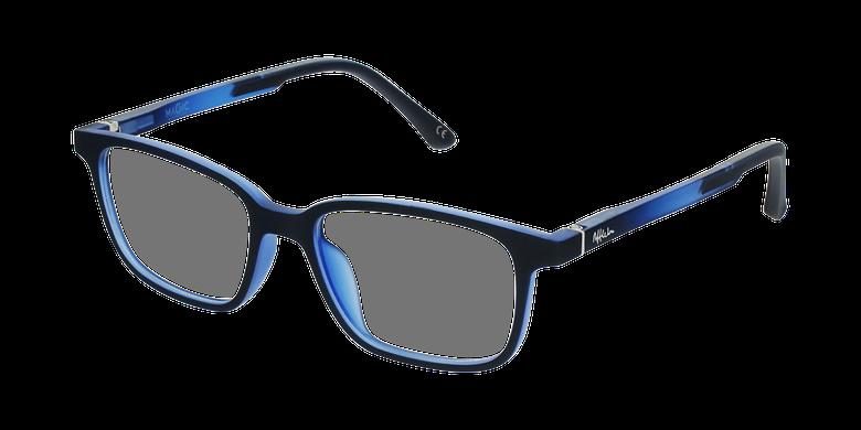 Óculos graduados criança MAGIC 76 BL - ECO FRIENDLY azulvue de 3/4