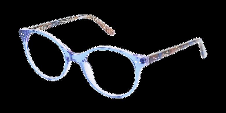 Lunettes de vue enfant ELIANA bleu/violet