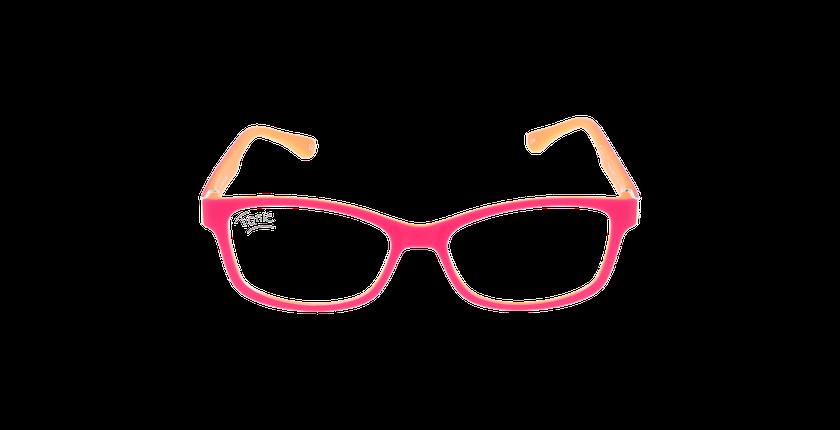 Lunettes de vue enfant T022 rose - vue de face