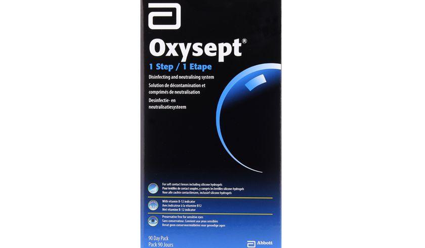 Oxysept 1 Etape 3x300ml - vue de face