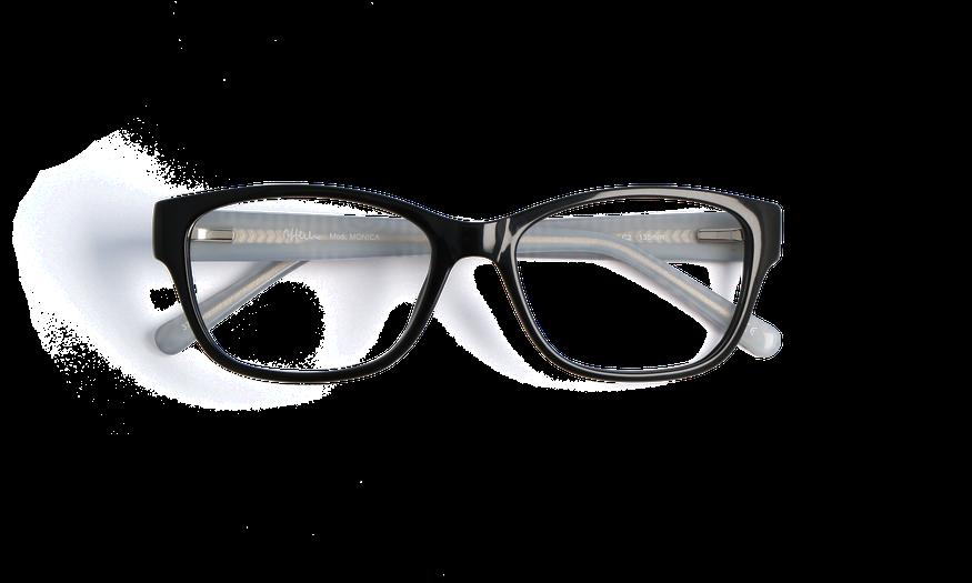 Lunettes de vue femme MONICA noir