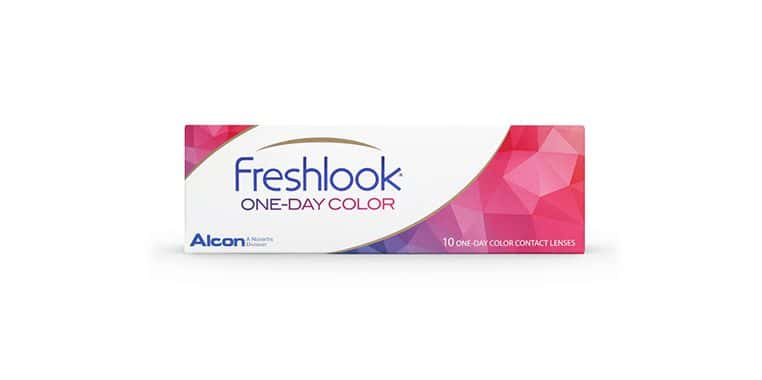Lentilles de contact FreshLook 1 Day 10L