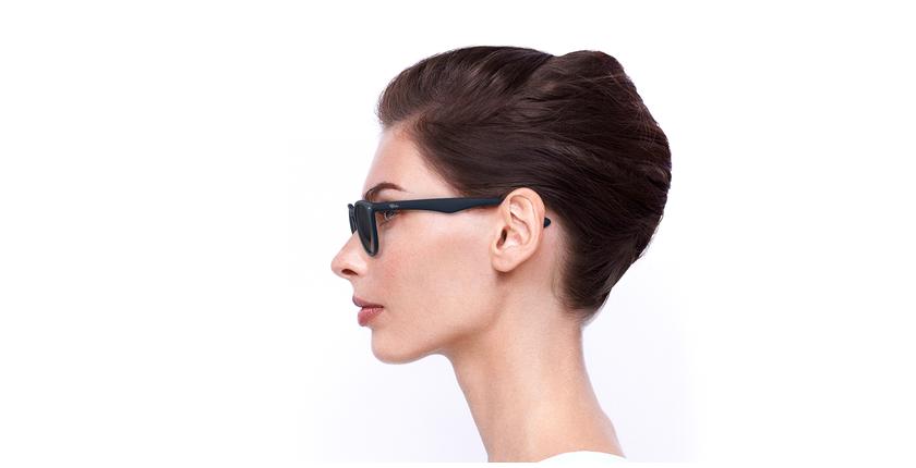 Óculos de sol H2O BL azul - Vista lateral