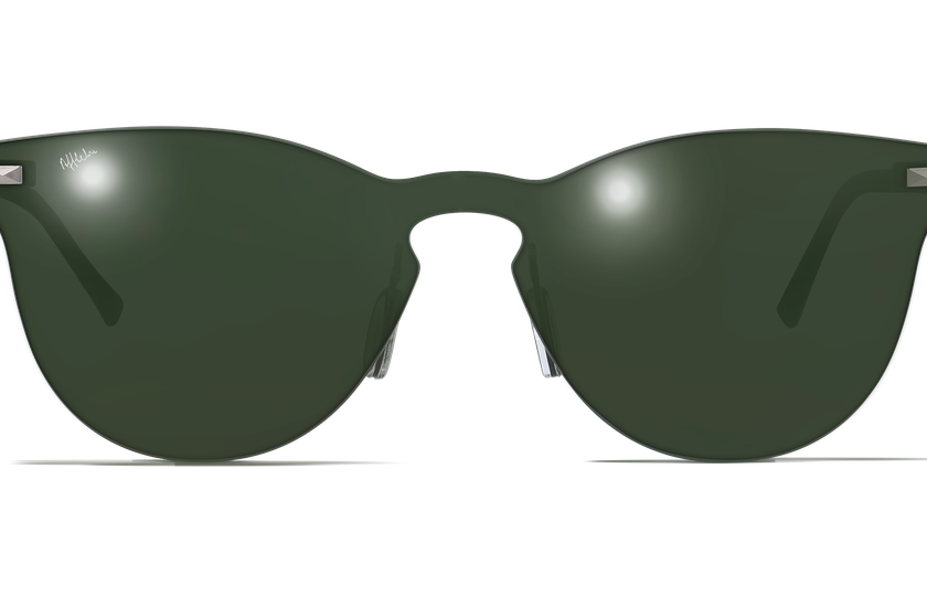 Gafas de sol mujer COSMOS2 verde - danio.store.product.image_view_face