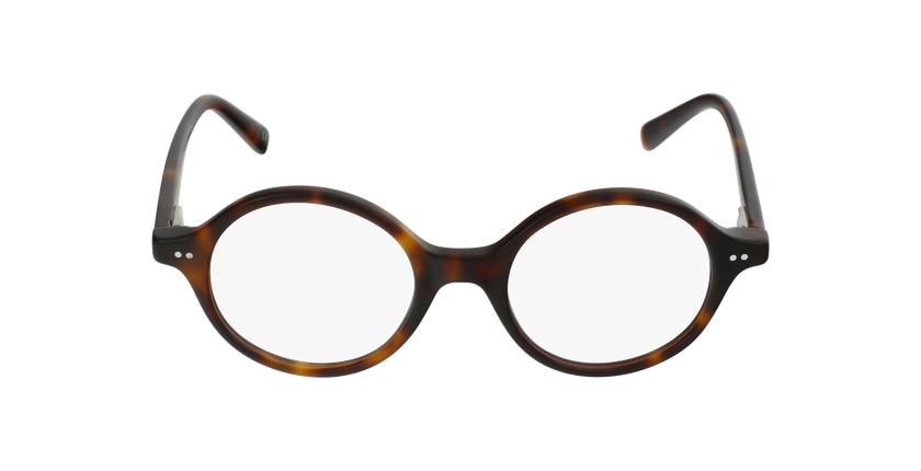 Óculos graduados criança HARRY TO (TCHIN-TCHIN +1€) tartaruga  - Vista de frente