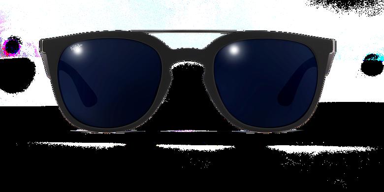 Lunettes de soleil homme CAGLIARI POLARIZED noir