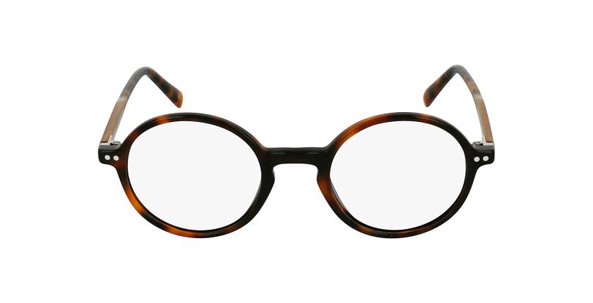 Óculos graduados BERLIOZ TO tartaruga  - Vista de frente