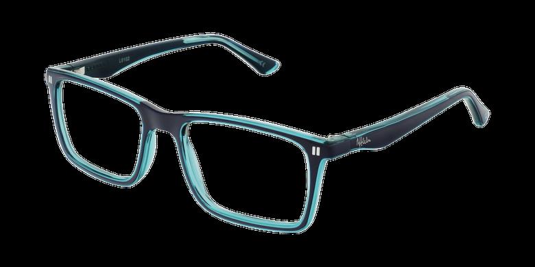 Óculos graduados criança REFORM TEENAGER (J1BLGR) azul/turquesa