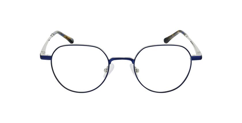 Óculos graduados MAGIC 95 BL azul/prateado - Vista de frente