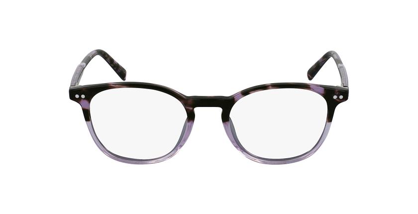 Óculos graduados RAVEL PU violeta - Vista de frente