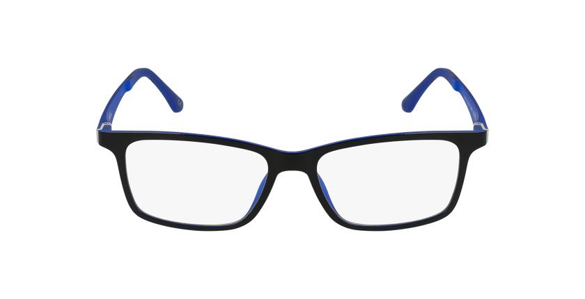 Óculos graduados homem MAGIC 32 BK BLUEBLOCK - BLOQUEIO LUZ AZUL preto/azul - Vista de frente