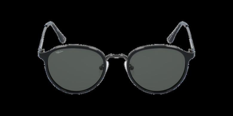 Óculos de sol AVILES BK preto/metalizado