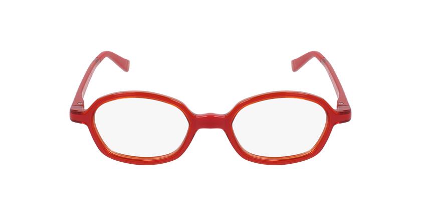Óculos graduados criança RFOM2 RD REFORM vermelho/laranja - Vista de frente