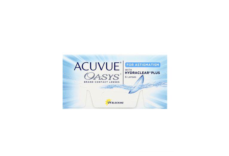 Lentilles de contact Acuvue® Oasys® for Astigmatism 6L