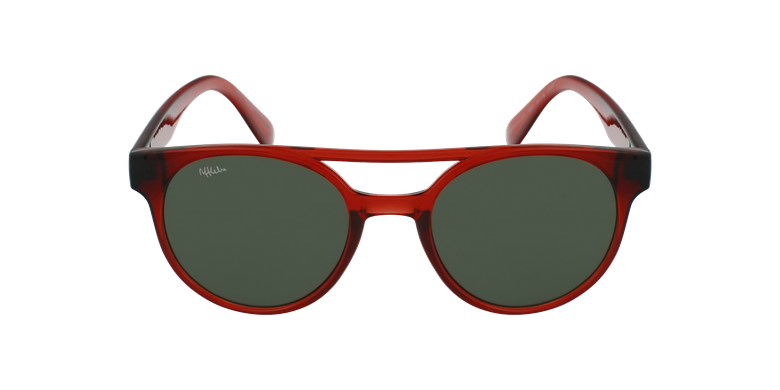 Óculos de sol criança MANACOR RD vermelho