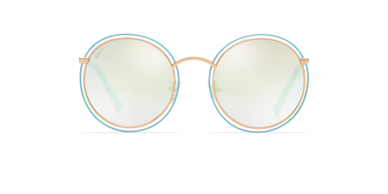 Óculos de sol senhora SALSA dourado/azul