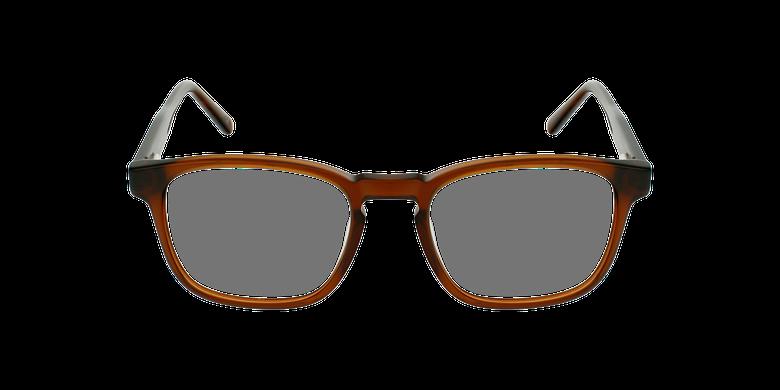 Óculos graduados homem CLOVIS BR (TCHIN-TCHIN +1€) castanho