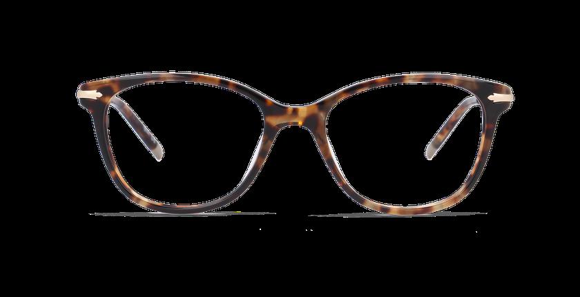 Lunettes de vue femme WATERFORD écaille - vue de face
